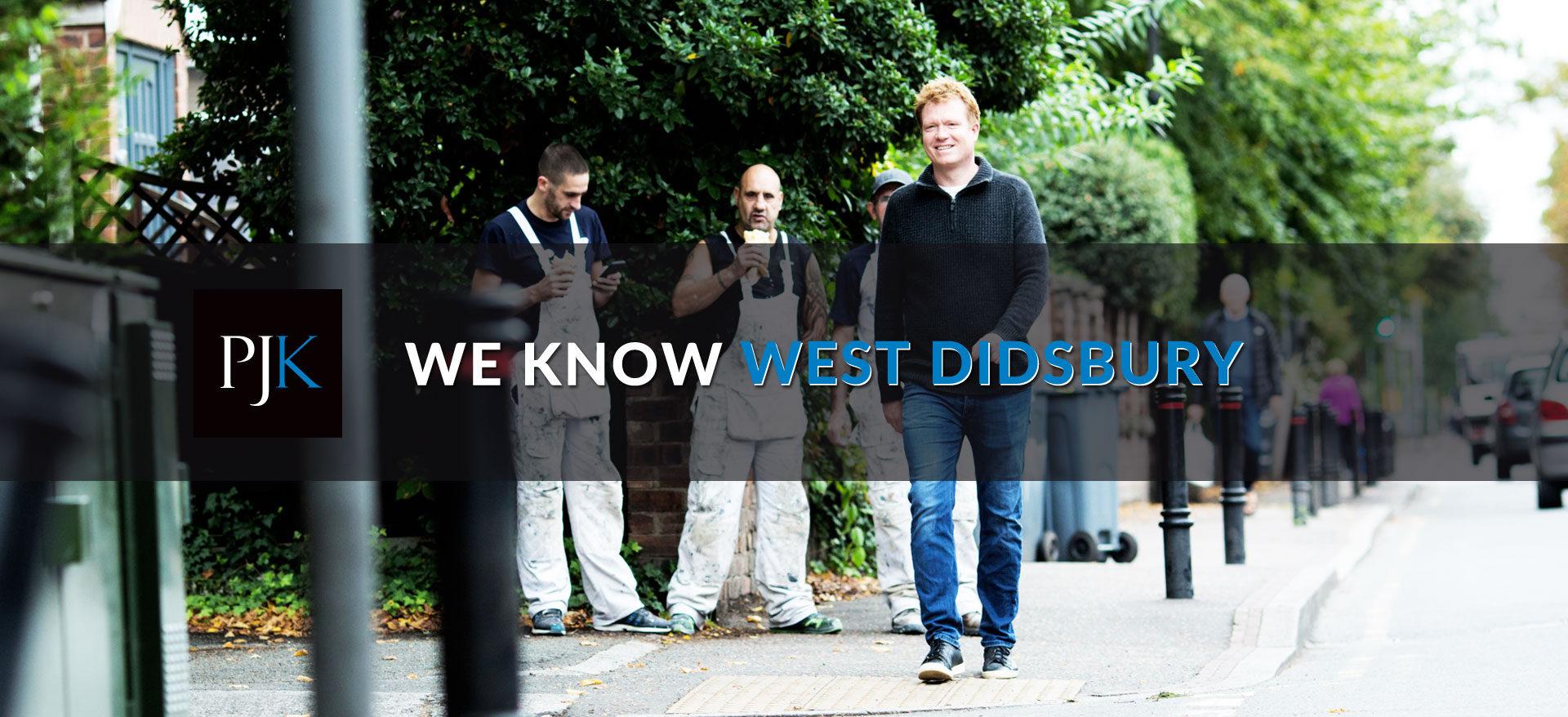We know West Didsbury